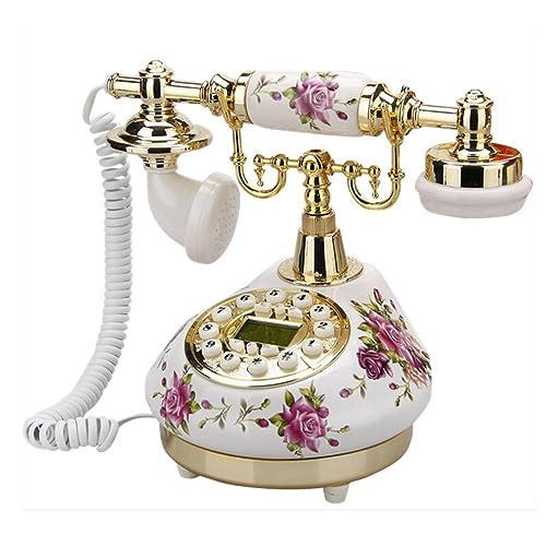 hook up antique phone