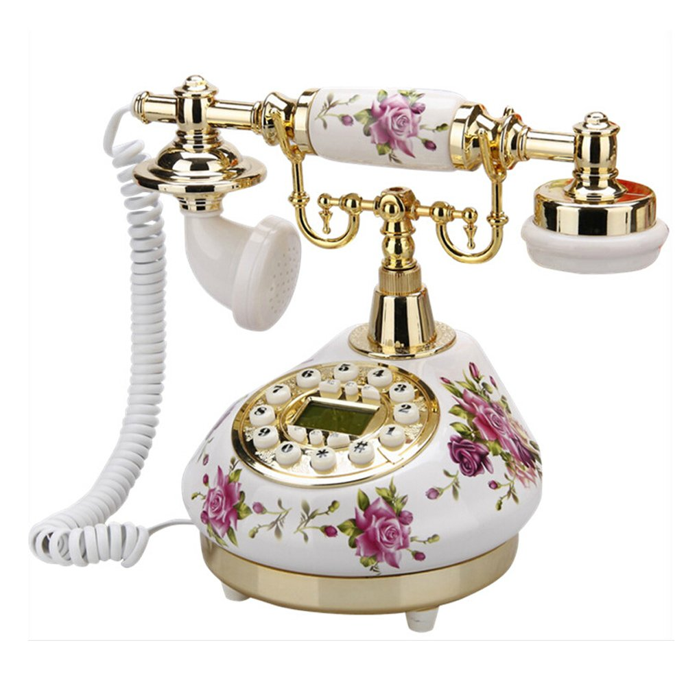 TelPal Vintage Antique Telephone Fashioned