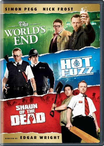 The World's End / Hot Fuzz / Shaun of the Dead by Simon Pegg