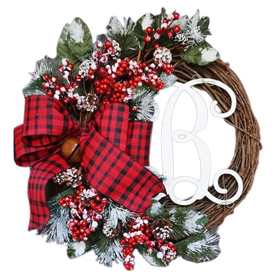 修復散歩に行くホールドオールハンドメイドリース 造花 ドアリース 飾り ハロウィン用 クリスマス用 店舗 玄関 壁掛け 庭園 飾り 家の装飾用 結婚式 造花 花輪 撮影 道具