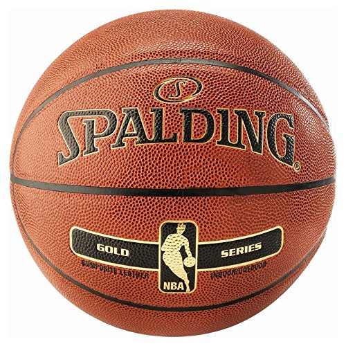 Spalding NBA Gold In/out 76-014Z Balón Baloncesto