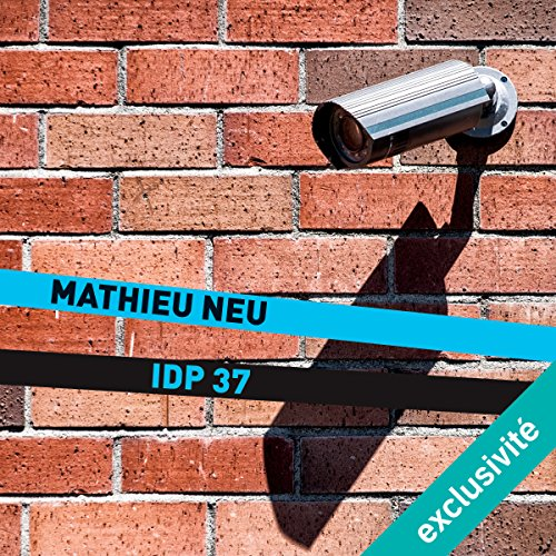 IDP37 audiobook cover art