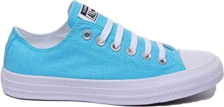 Converse Chuck Taylor All Star Ox Gnarly Blauw/Wit/Wit, Maat: 37