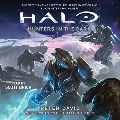 Page de couverture de HALO: Hunters in the Dark