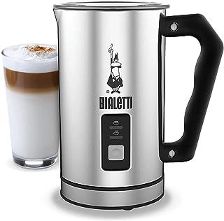 BIALETTI (ビアレッティ) ミルクフローサー シルバー 約幅16×奥行10×高さ16cm MK01
