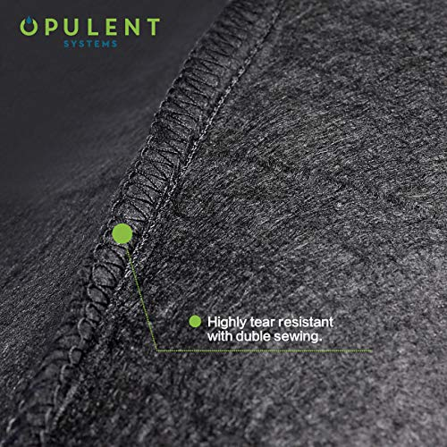 OPULENT SYSTEMS Heavy Duty Grow Bags