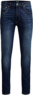 JACK & JONES Men's JJILIAM JJORIGINAL AM 014 LID NOOS Jeans, Blue (Blue Denim), W34/L32 (Manufacturer size: 34)