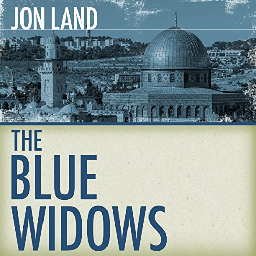The Blue Widows audiobook cover art