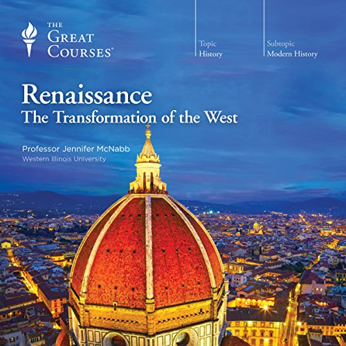 Renaissance: The Transformation of the West cover art