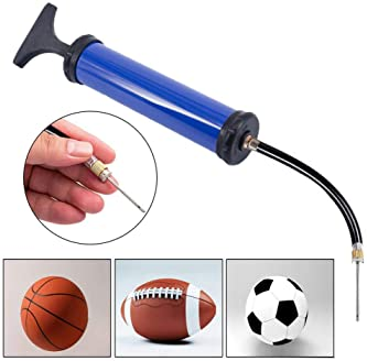 TONUNI Air Pump Needle, Dual-Port Inflation Needles,Pump Needle for Football Basketball Soccer Ball Volleyball Rugby ...