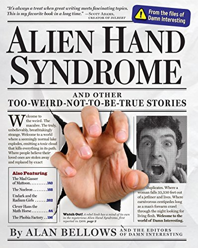 Alien Hand Syndrome by Alan Bellows (2009-07-10)
