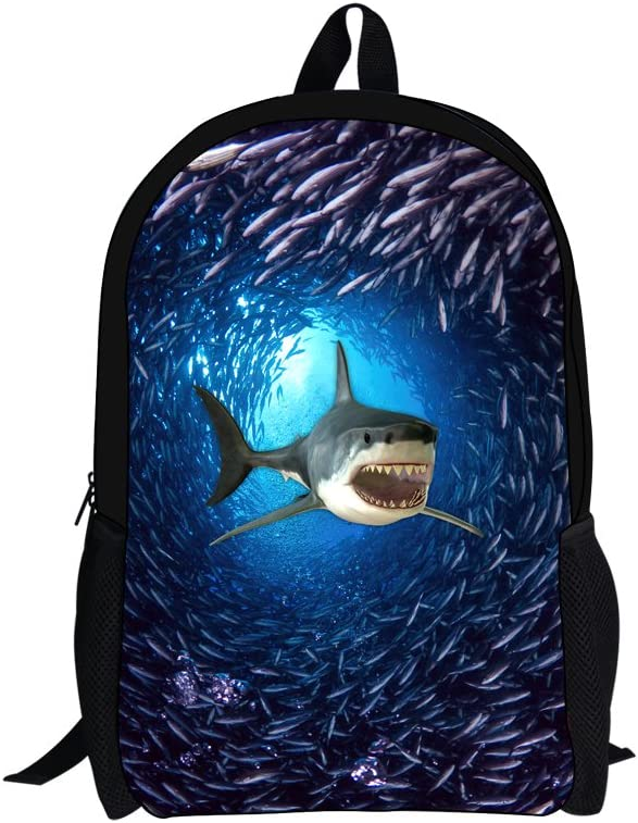 Coloranimal Elementary Students School Underwater Regular dealer Backpack Anima Max 60% OFF