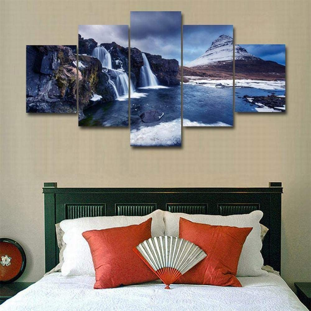 5 New life Panel Artwork For Walls famous Piece Art Room icebe Wall Living