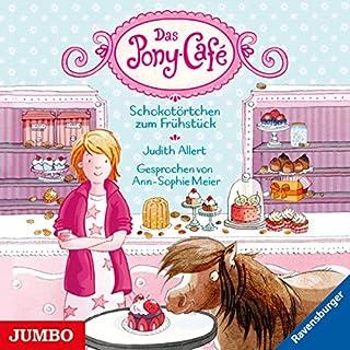 Schokotörtchen zum Frühstück     Das Pony-Café 1              Autor:                                                                                                                                 Judith Allert                               Sprecher:                                                                                                                                 Ann-Sophie Meier                      Spieldauer: 1 Std. und 15 Min.     1 Bewertung     Gesamt 5,0