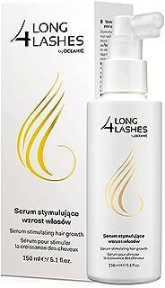 Long4Lashes Anti Hair Loss Strong Hair Serum Stimulate Hair Growth 150 ml