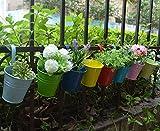 Zoom IMG-1 riogoo vasi di fiori giardino