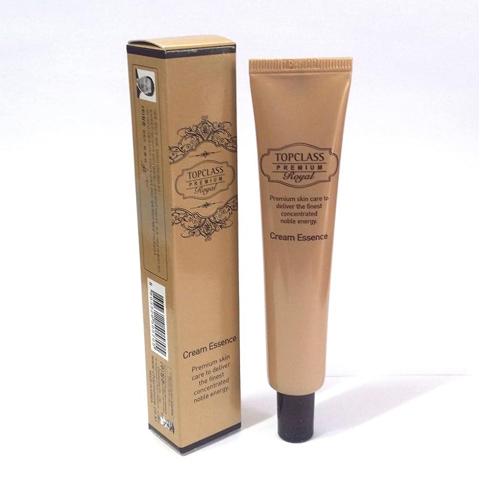 結核知的しつけ[TOPCLASS] プレミアムロイヤルクリームエッセンス30ml /Premium Royal Cream Essence 30ml/レジリエント&モイスチャー&スージング/韓国の化粧品 / Resilient & Moist & Soothing/ Korean Cosmetics (6EA) [並行輸入品]