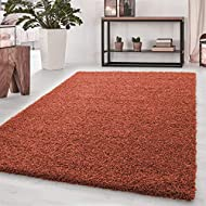 STAYS PUT: Because the carpet is so thick and heavy, it stays in place with ease. This large rug collection is especially popular amongst edgy interior designers. The bedroom rugs have super soft silky-feeling surface and non-slip bottom. This braide...