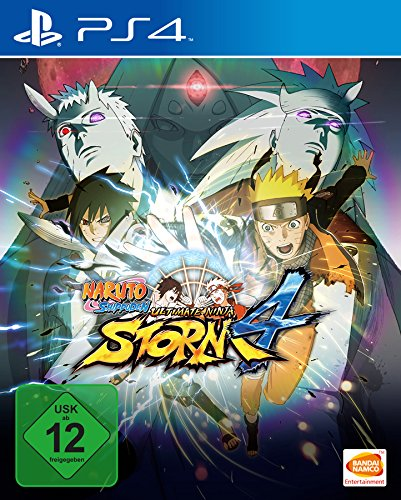 Naruto Shippuden - Ultimate Ninja Storm 4 - [PlayStation 4]