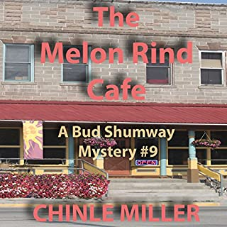 The Melon Rind Cafe audiobook cover art
