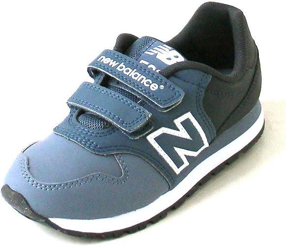 New Balance Kv500-bgy-m, Sneakers Basses Mixte Enfant, Bleu (Blau ...