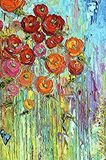Buyartforless Canvas Icing On The Cake by Gayla Hodson Giclee Gallery Wrap Art Décor, 24