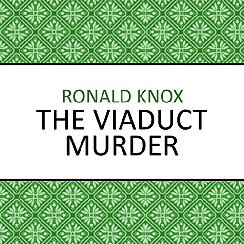 The Viaduct Murder audiobook cover art