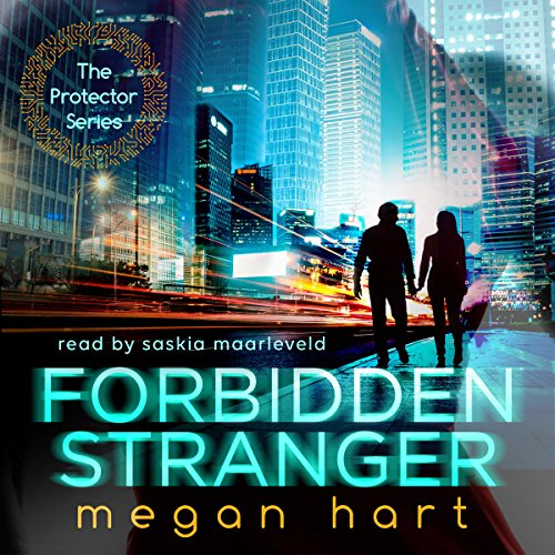 Forbidden Stranger audiobook cover art