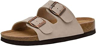 Women's Lane Cork Footbed Sandal with +Comfort