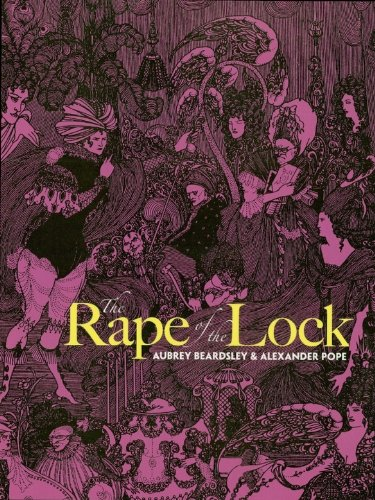 The Rape of the Lock (Dover Fine Art, History of Art) (English Edition)