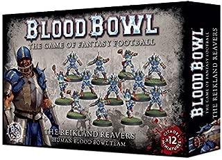 blood bowl human team miniatures