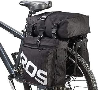 Bicycle Rear Seat Carrier Bag Rack Trunk Bags Bike Commuter Bag