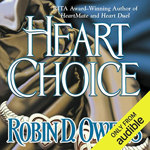 Heart Choice audiobook cover art