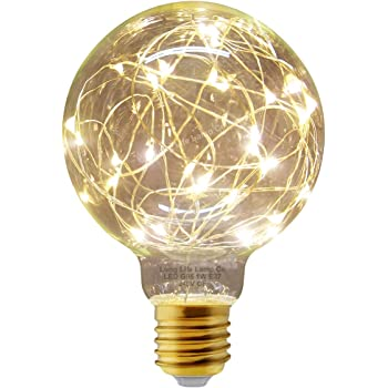 Globe Decorative LED Fairy Light Bulb