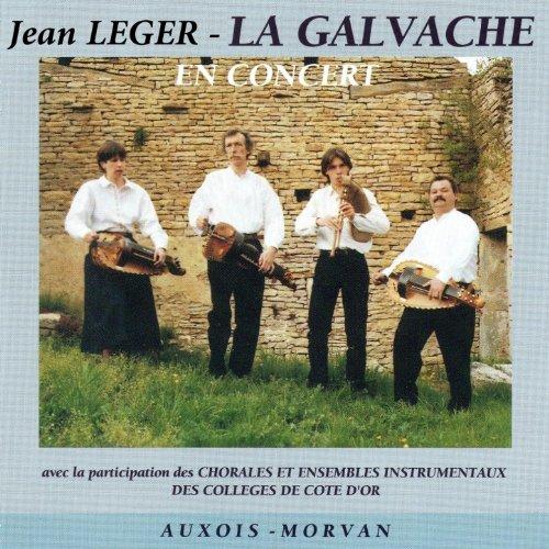 Jean Leger Et La Galvache En Concert (Auxois - Morvan)