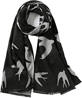 Winter Blanket Scarf Shawls And Wraps For Evening Dresses Cashmere Feel Large Scarfs Scarves For Men And Women