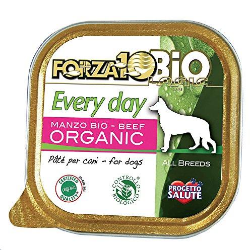 FORZA10(フォルツァ10) 犬用 ウェットフード エブリデイ ビオ ビーフ 100g