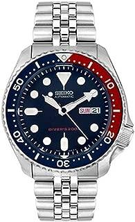 import Black SKX009KD men's SEIKO watches reimportation overseas model