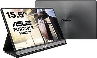 ASUS モバイルモニター モバイルディスプレイ MB16ACR 15.6インチ/フルHD/IPS/USB Type-C/薄さ8mm・軽量780g/ブルーライト軽減/3年保証