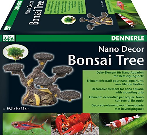 Dennerle 7004139 Nano Decor Bonsai Tree