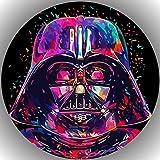 Fondant Tortenaufleger Tortenbild Geburtstag Star Wars T33