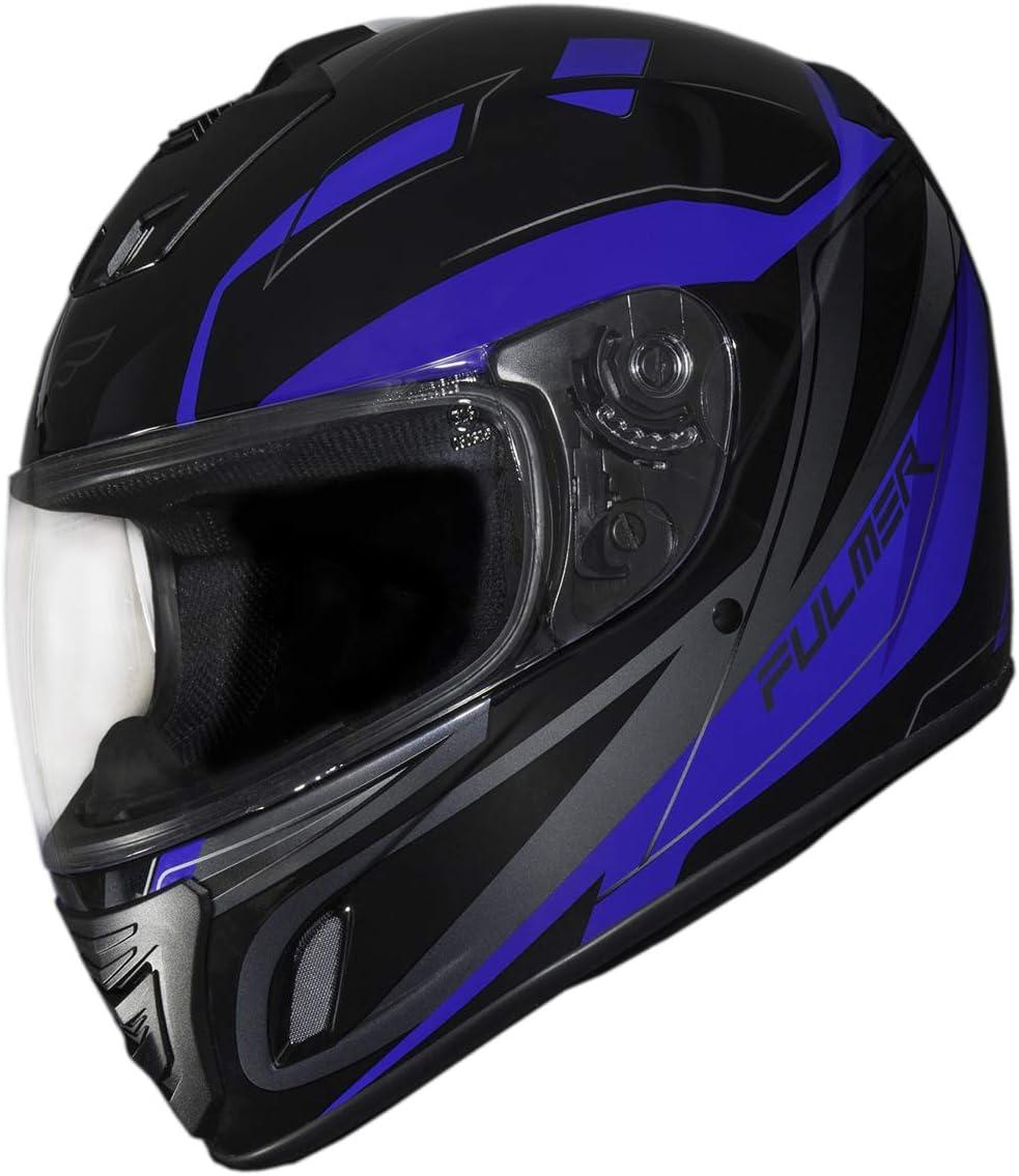 Fulmer 152 Ace Helmet Replacement Cheek Pads Black MD