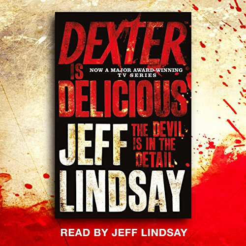 Dexter Is Delicious cover art