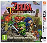 The Legend Of Zelda: Tri Force Heroes 3Ds- Nintendo 3Ds