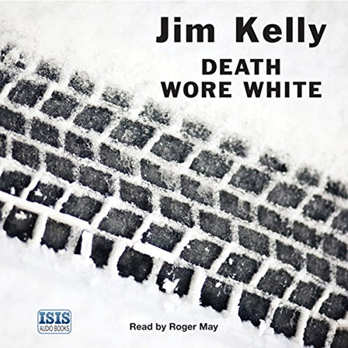 Death Wore White audiobook cover art