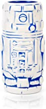 Geeki Tikis Star Wars R2-D2 Mug | Official Star Wars Collectible Tiki Style Ceramic Cup | Holds 14 Ounces