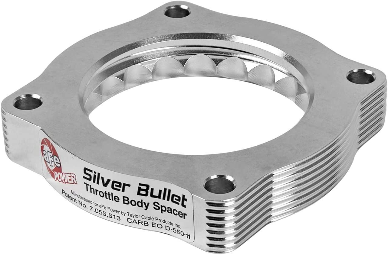 San Francisco Mall aFe Power Silver Bullet 46-31002 Ranking TOP3 Throttle BMW Body Spacer 335i