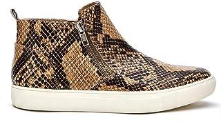 Matisse Women's Goya Sneaker Shoes Beige Size: 6.5