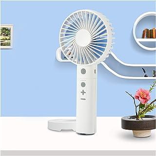 JULABO Durable Mini Ventilateur Rond Rond USB Portable lumière Conduit Bluetooth Haut-Parleur Ventilateur de Bureau électr...