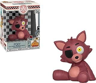 Foxy: Five Nights at Freddy's x Funko Aracde Vinyl Figure & 1 POP! Compatible PET Plastic Graphical Protector Bundle [#004 / 30497 - B]